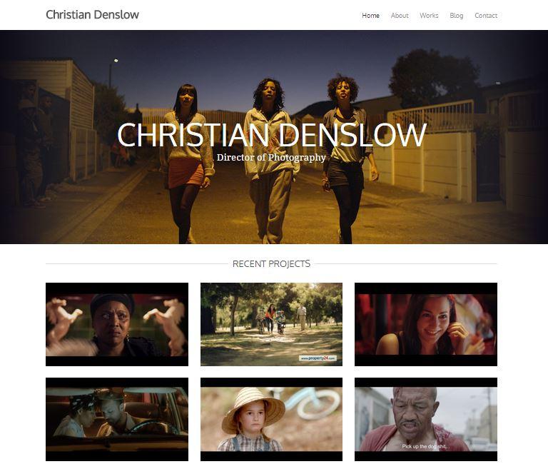 christian-denslow-website